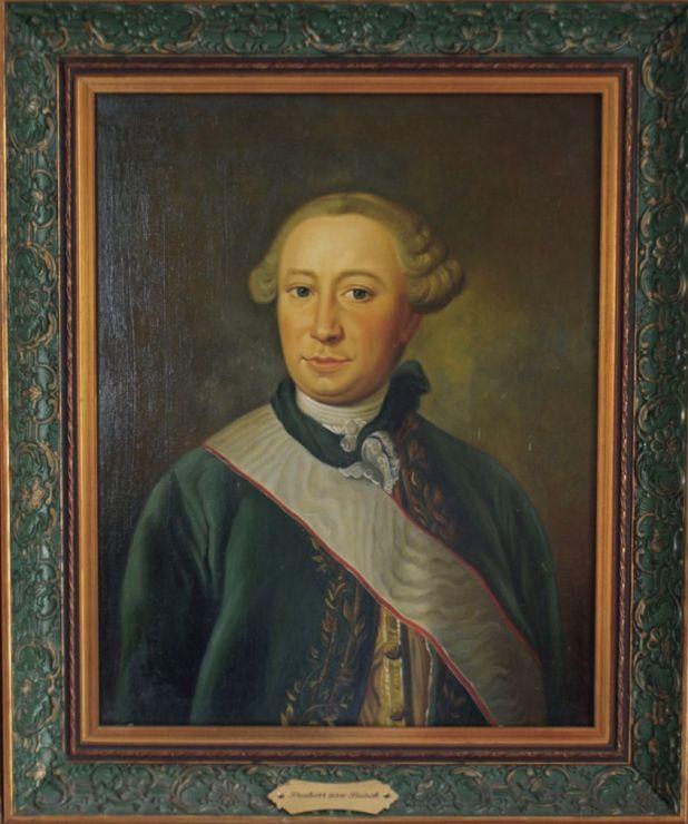 Freiherr von Busch